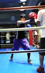ボクシング ネットアップ2