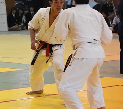 【11月号掲載】合気道の松原 日本一