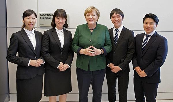 【11・12月号掲載】関学生 独議会にインターン