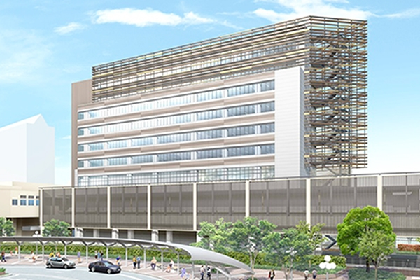 【7月号掲載】西北に新キャンパス 法科大学院が移転