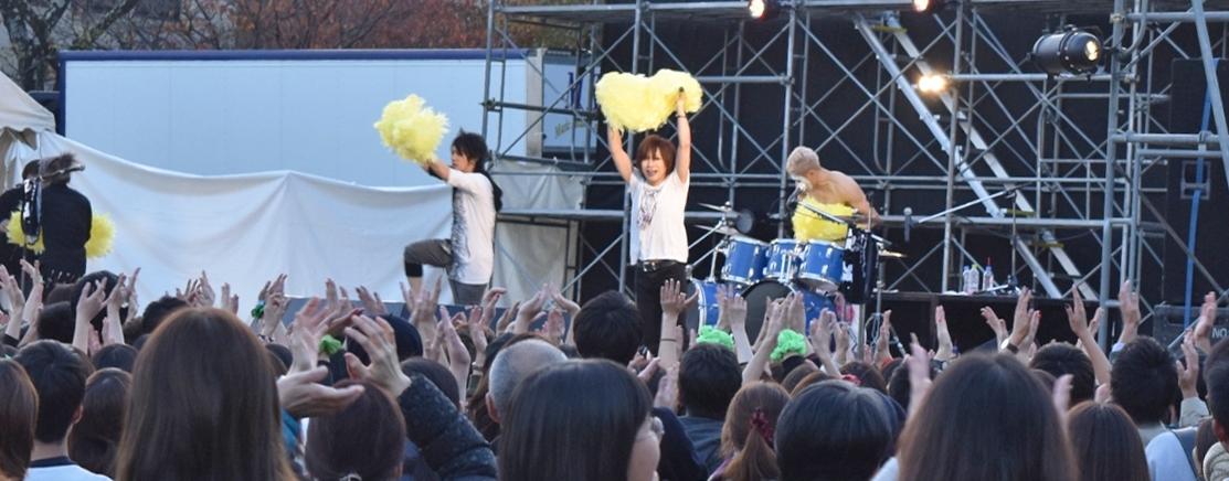【11・12月号掲載】金爆 秋の中芝沸かす 新月祭
