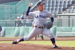 【野球】関大 投手力で勝ち点獲得