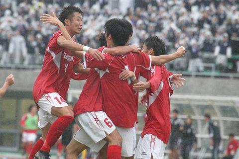 【サッカー】関関戦 関大がリベンジ