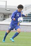 【7月号掲載】【サッカー】1部から3選手 プロ入り